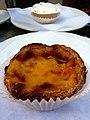 First pastel de nata (8969928158).jpg