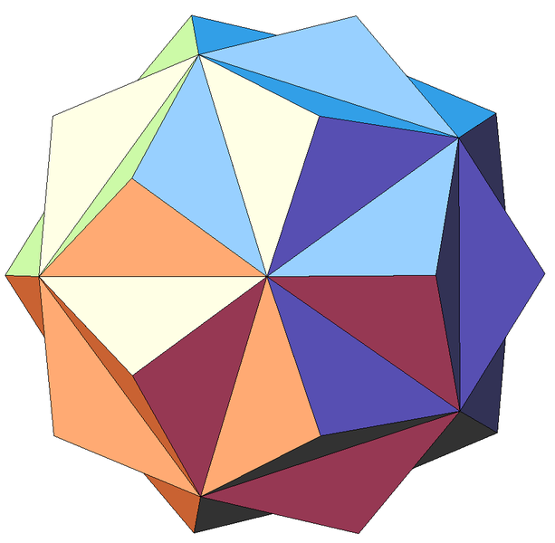 File:First stellation of icosahedron.png