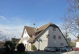 Fischingen, Rathaus