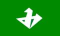 Flag of Mitake Nagano.png