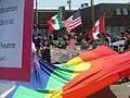 Flags of 3 neighboring nations (14669834164).jpg