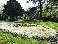 Flowerbed near New River Loop, Enfield - geograph.org.uk - 1263194.jpg