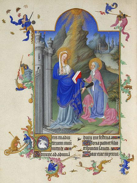 Folio 38v - The Visitation.jpg