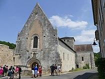 Fontaine-le-Comte - Église abbatiale Notre-Dame - 2.jpg