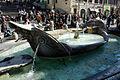 Fontana della Barcaccia by Bernini.jpg
