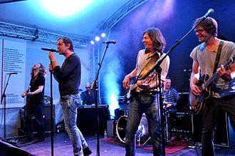 Fools Garden - Fools Garden 2016 at the blacksheep festival in Germany