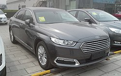 Ford Taurus CN 01 China 2016-04-12.jpg