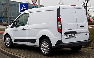 Ford Transit Connect - Ford Transit Connect 1.6 TDCi (Germany)