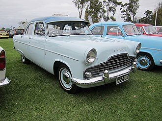 Ford Zephyr - Ford Zephyr Mark II Saloon