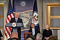 Former Secretary of State Colin L. Powell Delivers Remarks at a Reception Celebrating the Completion of the U.S. Diplomacy Center (32130730941).jpg