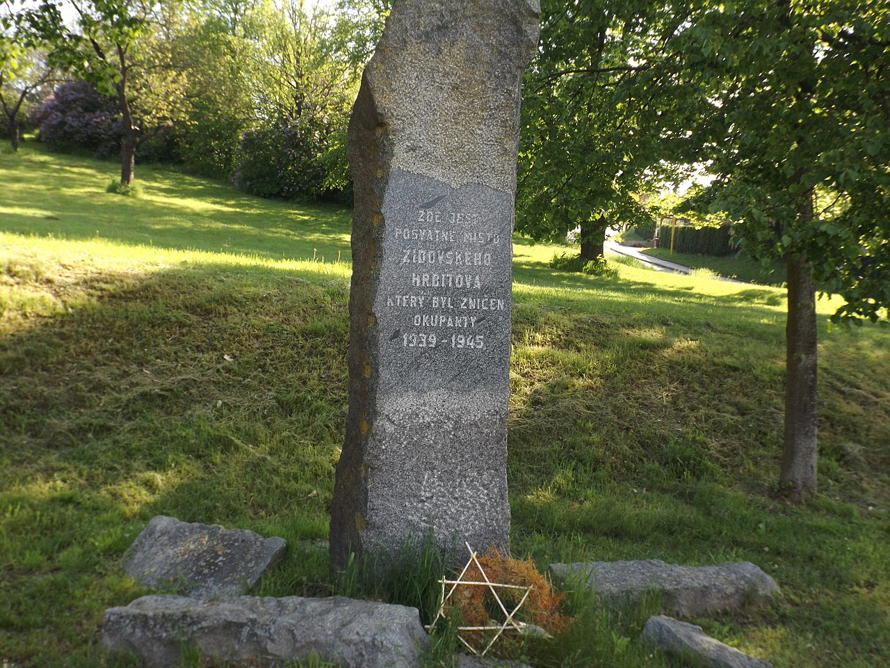 Former jewish cementery Uherské Hradiště .jpg