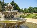 Forst-Rosengarten - Kaskadenbrunnen (Rose Garden - Cascade Fountain) - geo.hlipp.de - 38954.jpg