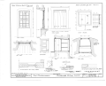 Fort Christiansvaern, Company Street vicinity, Christiansted, St. Croix, VI HABS VI,1-CHRIS,4- (sheet 24 of 26).png