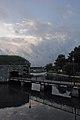 Fort Monroe-0153, moat and sky 1 (3931728186).jpg
