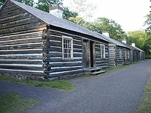 Fort Wilkins Historic State Park - Married Enlisted Soldiers Quarters