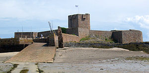 Coastal fortifications of Jersey