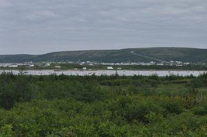 Forteau - Image: Forteau, Labrador