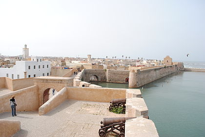 La forteresse portugaise de Mazagan