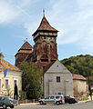 Fortified Church, Valea Viilor (8136362826).jpg
