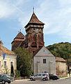 Fortified Church, Valea Viilor (8136362826).jpg