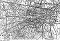 Fotothek df rp-d 0950048 Hoyerswerda-Bröthen-Michalken. Reichskarte, 1-100.000, Einheitsblatt Nr. 89, 192.jpg