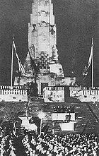 Founding Ceremony of the Hakko-Ichiu Monument