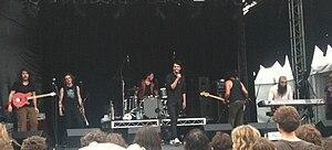 Foxy Shazam - Foxy Shazam in Sydney