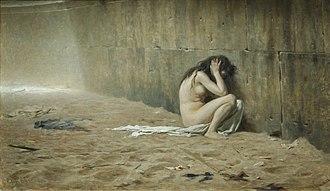 Valdemar Irminger - Valdemar Irminger: From the Old Colosseum (1888)