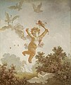 Fragonard - The Progress of Love Love the Jester, 1790–91.jpg