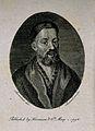 François Rabelais. Line engraving, 1688. Wellcome V0004858EL.jpg