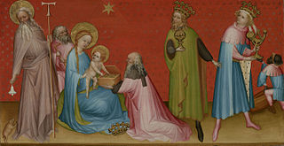 The Adoration of the Magi with Saint Anthony Abbot
