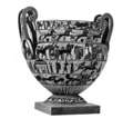 Francois vase ca 575 BCE cropped from drawing ca. 1895-1920.png