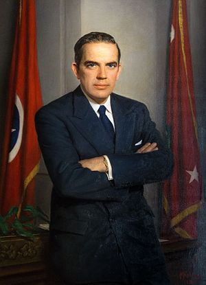 Frank G. Clement - Image: Frank Goad Clement Tennessee Governor