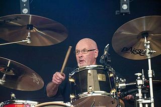 Frank Hall (drummer) English musician and drummer