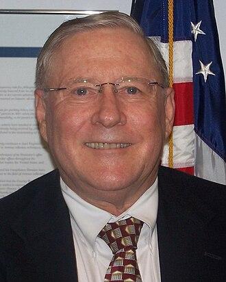 Frank O'Leary - Image: Frank O'Leary, Treasurer, Arlington County