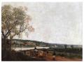 Frans Post (1612-1680), Le Char à bœufs. Paysage brésilien, 1638.png