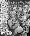 Franz Joseph Gall leading a discussion on phrenology with fi Wellcome L0003153.jpg
