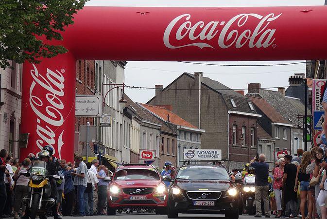 Frasnes-lez-Anvaing - Tour de Wallonie, étape 1, 26 juillet 2014, départ (C40).JPG