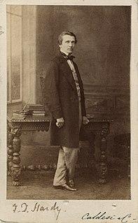 Frederick Daniel Hardy British artist