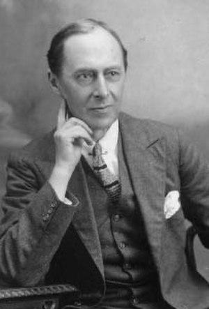 Frederick Bligh Bond - Frederick Bligh Bond in 1921