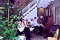 French Quarter Courtyard Jazz Party Band, 3 May 2000.jpg