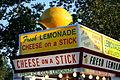 Fresh Lemonade, Cheese on a Stick Minnesota State Fair 1315669230 o.jpg