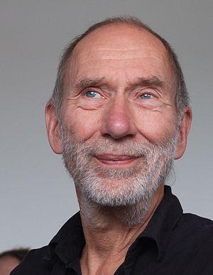 Frieder Nake - Frieder Nake in 2012