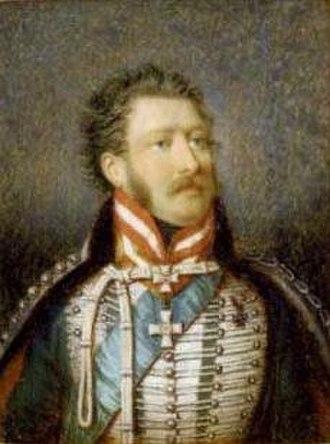 Frederick VI, Landgrave of Hesse-Homburg - Image: Friedrich VI Hessen Homburg