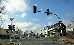 Fritz-Husemann-Straße in Bergkamen