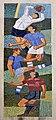 Fußballer by Rudolf Hausner, 1956.jpg