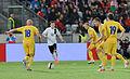 Fußballländerspiel Österreich-Ukraine (01.06.2012) 41.jpg