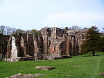 Furness Abbey, including all medieval remains in care of English Heritage