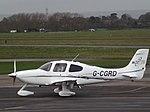 G-CGRD Cirrus SR22 (23748307421).jpg