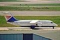G-OZRH 2 B.Ae 146-200 Croatia Al(Flightline) LHR 17AUG02 (8251199983).jpg